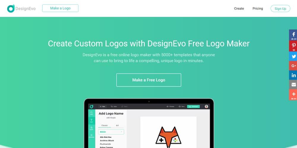 best logo makers 2018  online  u0026 offline   u00bb css author