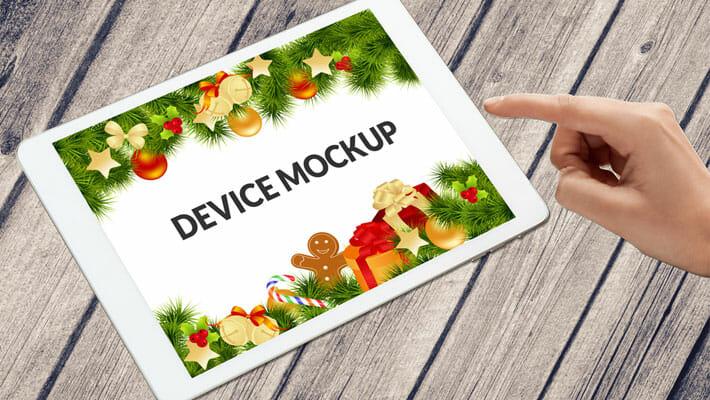 Free Responsive Device Mockup PSD