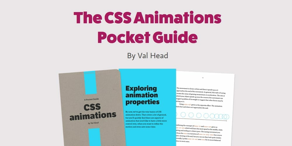 The CSS Animations Pocket Guide