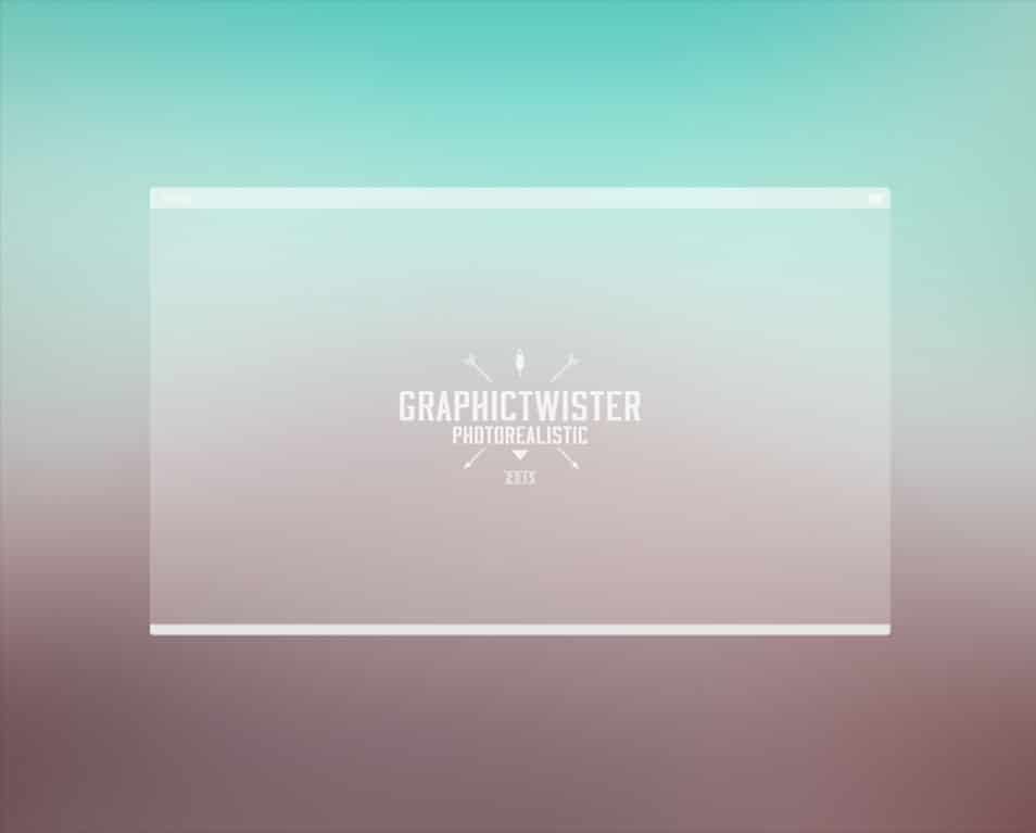 Minimal Web Browser Template 4K