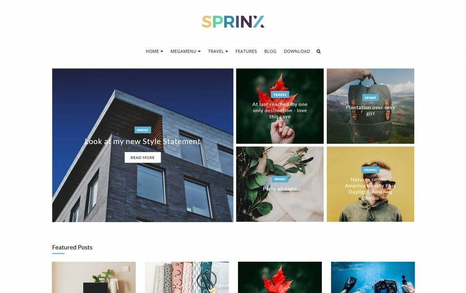 300 best free responsive blogger templates 2018 css author sprinx responsive blogger template maxwellsz