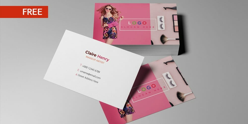100 Free Business Cards Psd The Best Of Free Business Cards