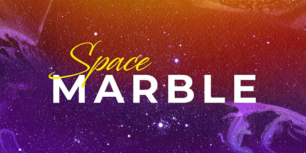Space Marble Backgrounds